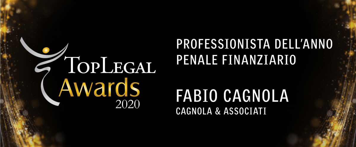 Avocat Fabio Cagnola Professionnel 2020 Criminel financier