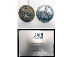 IAIR Awards 2016